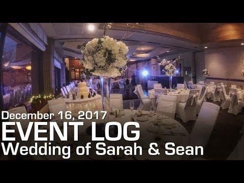 Event Log #72 - Wedding of Sarah & Sean + MC Samples!