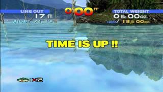 Sega Bass Fishing episode 1