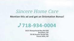 Sincere Home Care