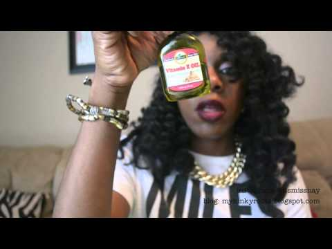 #5: Product Spotlight: Sunflower Megacare Natural Hair Oils