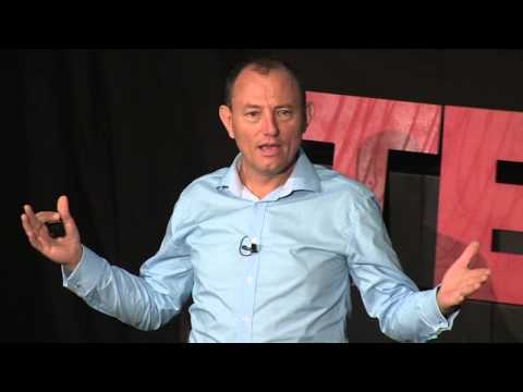 You can't intention your way to extraordinary!: Bruce Sullivan at TEDxUQ