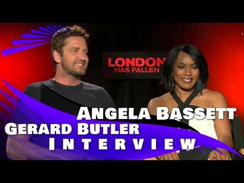London Has Fallen: Gerard Butler & Angela Bassett Interview
