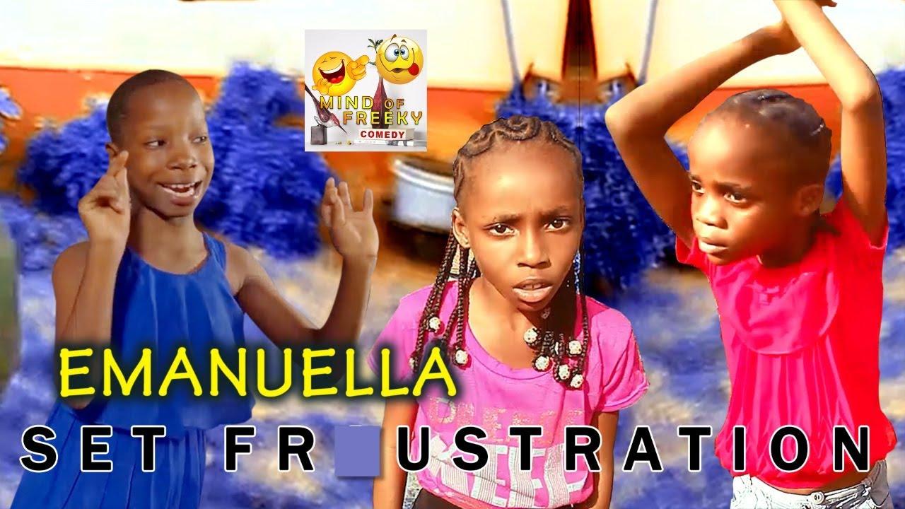 Download Emanuella, Gloria & Sucess SET FRUSTRATION (mark angel comedy)