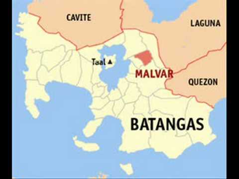 Calabarzon Maps and Pictures