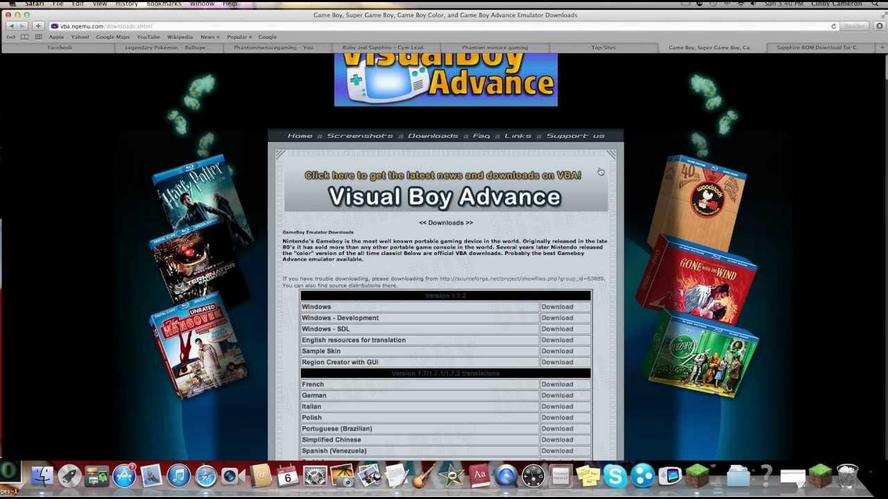 gba emulator windows download