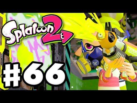 Splatoon 2  Gameplay Walkthrough Part 66  Tower Control! Nintendo Switch