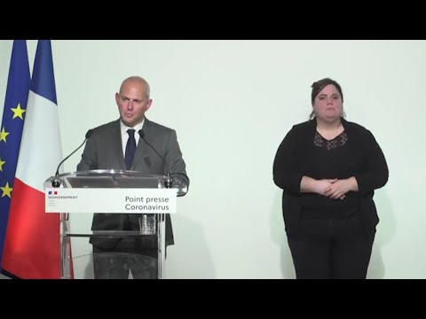 Jérôme Salomon, point de situation coronavirus du mardi 7 avril