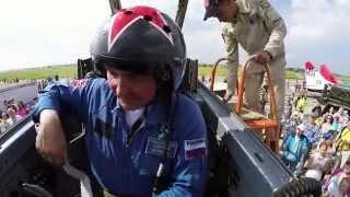 Пилотажная группа Стрижи (МИГ-29)