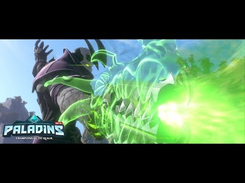 "Paladins - Cinematic Trailer - ""Go To War"""
