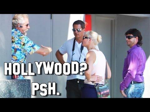 Hollywood?  Psh.