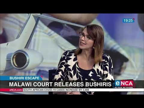 Bushiri Lawyer | Malawi Court releases Bushiris