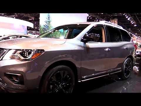 2019 Nissan Pathfinder Mid FullSys Features New Design ...