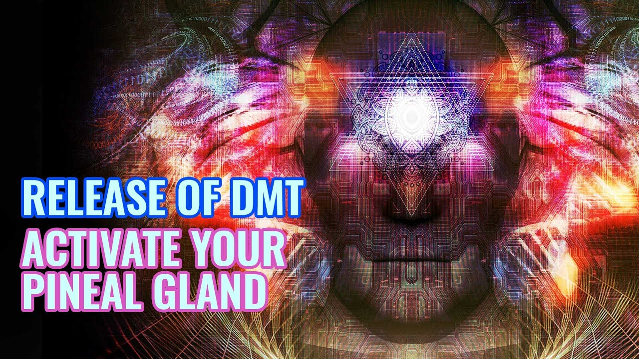 963 Hz Intense Frequency: Activate Your Pineal Gland - Release of DMT Binaural Beats