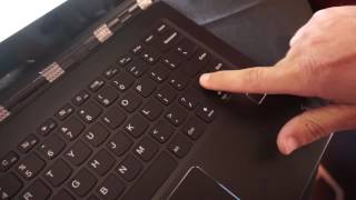 Lenovo Yoga 910 Laptop: Hands-On