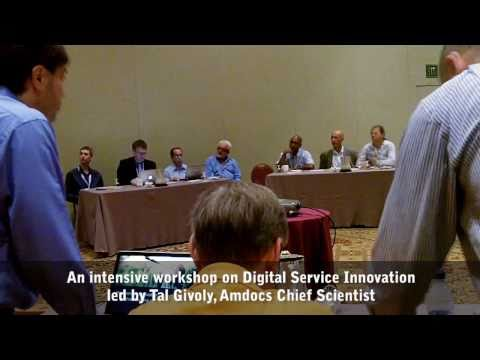 Digital Service Innovation Workshop at Management World Americas 2010