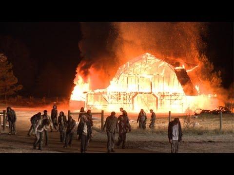 Making of the Season 2 Finale: Inside The Walking Dead