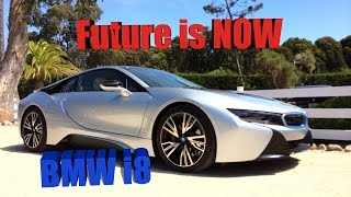 pov bmw i8 the future is here today wow review