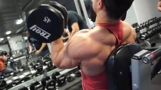 Winter Aesthetics - Chest, Back, Shoulders Hypertrophy Training thumbnail