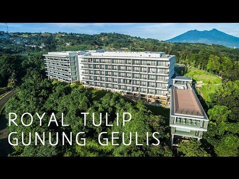 Royal Tulip Gunung Geulis (Aerial Video), Puncak, Bogor
