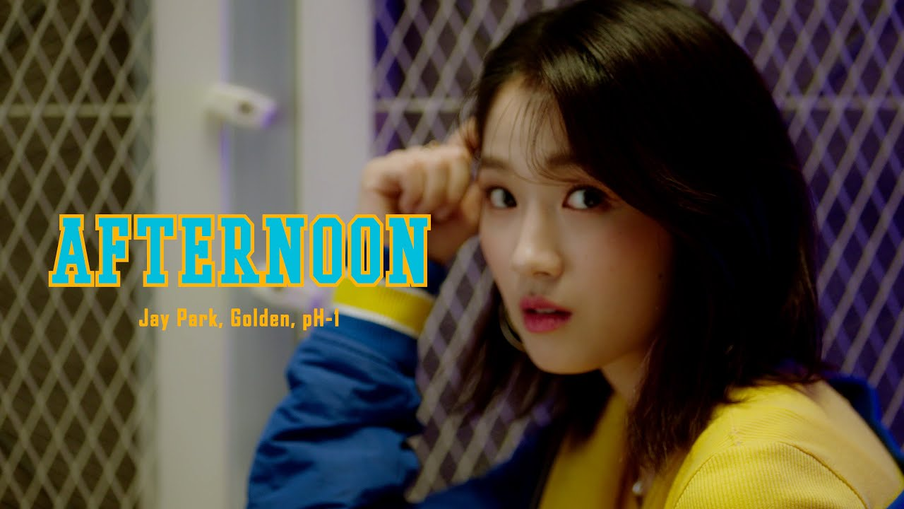 Afternoon (Official Video) - Jay Park, Golden, pH-1 - YouTube