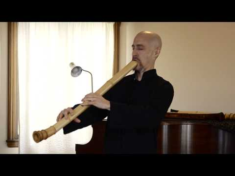 """Danzig's """"Until You Call On The Dark"""" Played On Taimu (bass) Zen Shakuhachi Flute"""