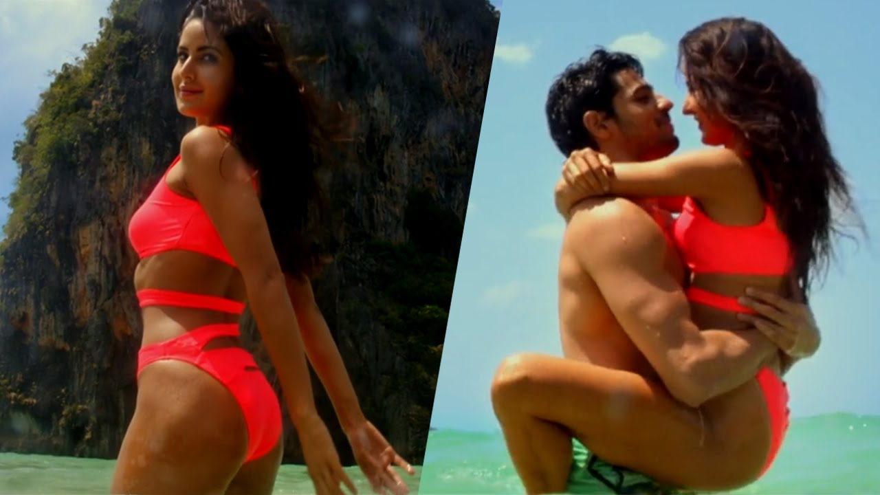 Katrina kaif in bikini video