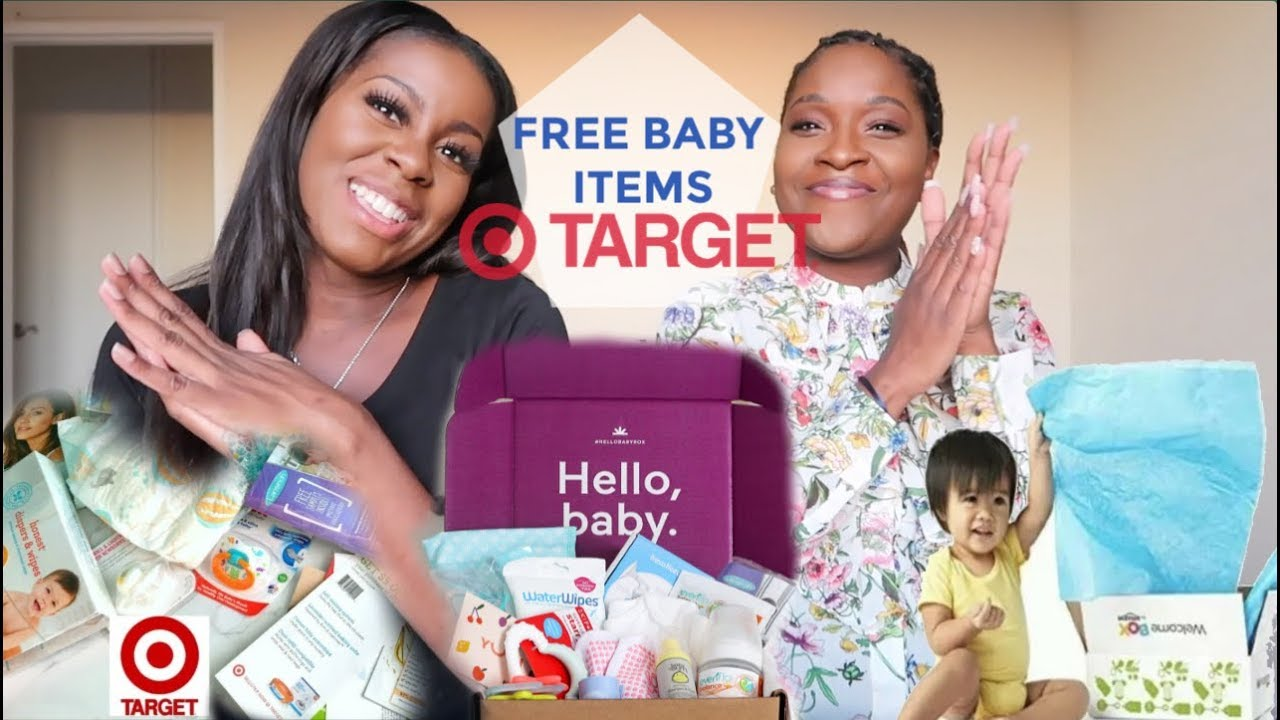 FREE BABY REGISTRY GIFT BAG 2020| WALMART| AMAZON| TARGET ...