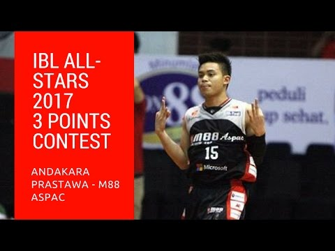 Andakara Prastawa 3 Points Contest IBL All- Stars 2017 Mp3