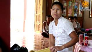 (Karen language) Villagers say no to the cement project in Hpa an Township, Karen State,