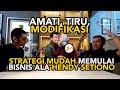 🛑Strategi usaha Hendy Setiono, mulai dari kecil! Kebab Turki Baba Rafi | PART 3 | Brand Strategi UKM