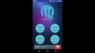 Total Cricinfo - Live Cricket Scores, Schedule, Updates - Android App