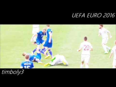 Iceland vs Hungary 1-1 UEFA EURO 2016 Highlights