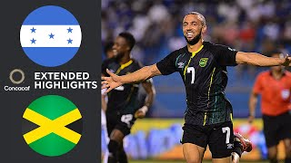 Honduras vs. Jamaica Extended Highlights  CONCACAF WCQ  CBS Sports Golazo