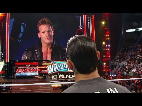 Chris Jericho makes it personal with CM Punk