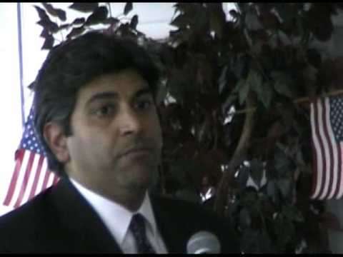 Aneesh Chopra, U.S. Chief Technology Officer discusses priorities - Part 1