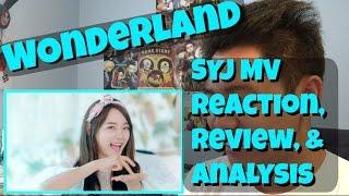 구구단 (GUGUDAN) - 'Wonderland' MV | GOD SEJEONG!!! | SYJ MV Reaction, Review, & Analysis