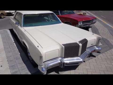 1977 Chrysler New Yorker 440 V8 for sale in Abu Dhabi UAE