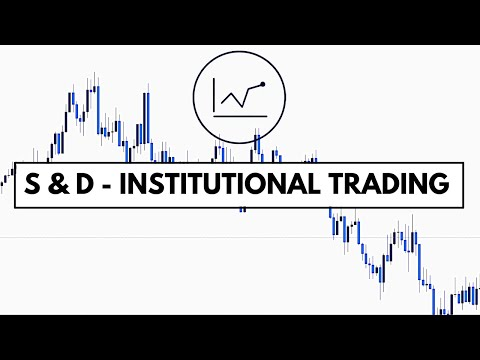SUPPLY & DEMAND TRADING - How the Institutions Move the Market