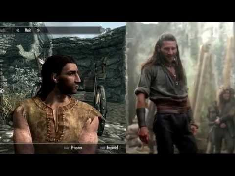Black Sails Charles Vane in video game