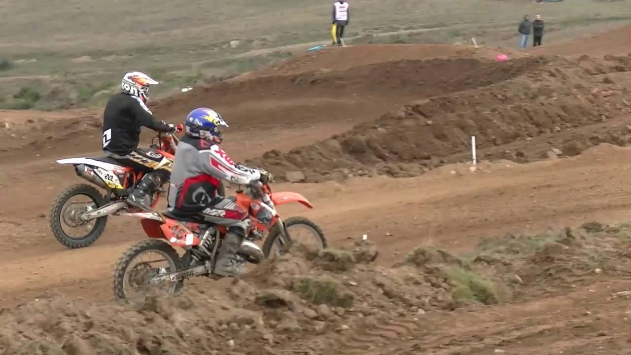 Motocross Gemlik Yarışları