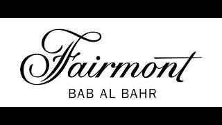 Fairmont Bab Al Bahr Holidays