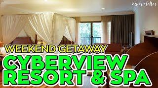 [ omaralattas ] vlog #116-2019: Weekend Getaway @Cyberview Resort