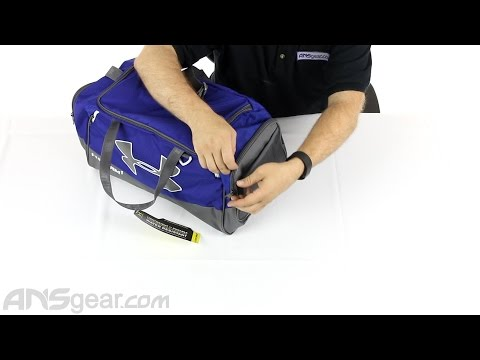 5e832ac6809fa Under Armour Storm Undeniable II Small Duffle Bag - Review - YouTube
