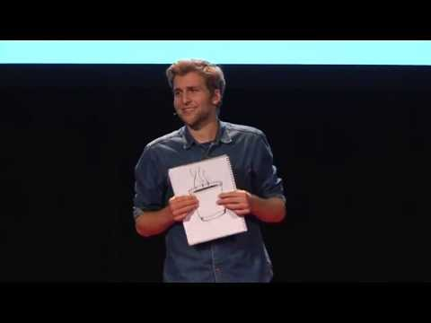 Curiosity, complexity and visual collaboration: Adrian Paulsen at TEDxStavanger