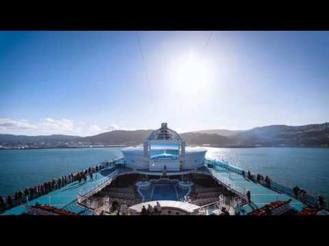Cruise to New Zealand with Princess Cruises