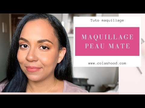 Comment faire un maquillage du teint pour peau mate ?