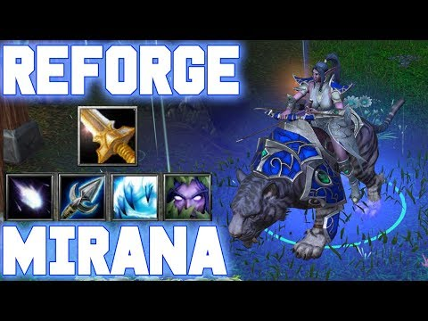 DOTA 3 Warcraft REFORGED
