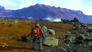 Death Stranding NEW Gameplay Demo PS4 (TGS 2019)