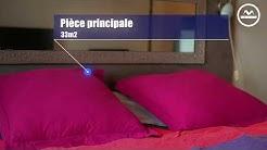 Airbnb : Appartement SPA dans le centre de Montpellier