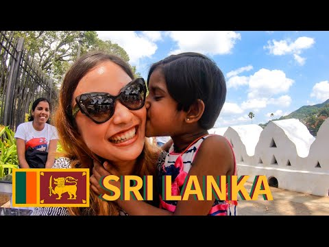 I Met My Sri Lankan HUSBAND in KANDY – Sri Lanka! [Ep. 13]